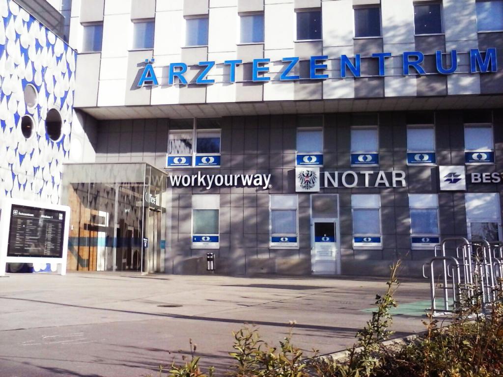 Kinderwunsch-dz Donauzentrum Ärztezentrum