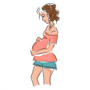 Kinderwunsch-dz Schwangere Animation